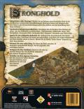 FireFly Studios' Stronghold Windows Back Cover