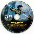 Star Wars: The Old Republic (Collector's Edition) Windows Media Disc 1