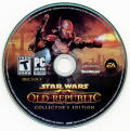 Star Wars: The Old Republic (Collector's Edition) Windows Media Disc 3