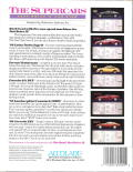 Test Drive II Car Disk: The Supercars DOS Back Cover