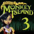 Tales of Monkey Island: Chapter 3 - Lair of the Leviathan iPhone Front Cover