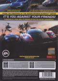 Need for Speed: Hot Pursuit Windows Back Cover