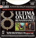Ultima Online: Renaissance Windows Front Cover
