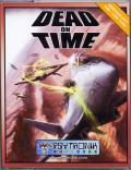 Dead on Time Amstrad CPC Front Cover