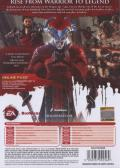 Dragon Age II Macintosh Back Cover