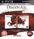 Dragon Age: Origins - Ultimate Edition PlayStation 3 Front Cover