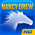 Nancy Drew Mobile Mysteries: Shadow Ranch iPad Front Cover