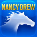 Nancy Drew Mobile Mysteries: Shadow Ranch iPhone Front Cover