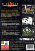 Disciples II: Dark Prophecy Windows Other Keep case - back