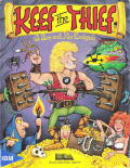 Keef the Thief: A Boy and His Lockpick DOS Front Cover