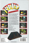 Feud Commodore 64 Back Cover