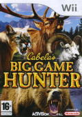Cabela's Big Game Hunter Wii Front Cover