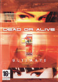 Dead or Alive Ultimate Xbox Other Dead or Alive 1 Ultimate Keep Case - Front