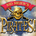 Sid Meier's Pirates! iPad Front Cover