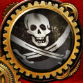 Crimson: Steam Pirates iPad Front Cover