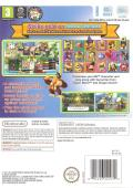 Fortune Street Wii Back Cover