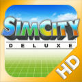 SimCity Deluxe iPad Front Cover
