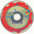 Burn:Cycle Macintosh Media Game Disc