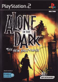 Alone in the Dark: The New Nightmare PlayStation 2 Front Cover