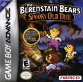 The Berenstain Bears and the Spooky Old Tree Game Boy Advance Front Cover