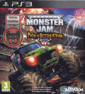 Monster Jam: Path of Destruction PlayStation 3 Front Cover