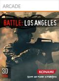 Battle: Los Angeles Xbox 360 Front Cover