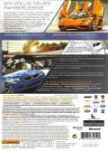 Forza Motorsport 4 (Limited Collector's Edition) Xbox 360 Back Cover