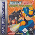 Mega Man Battle Network 5: Team Colonel Game Boy Advance Front Cover