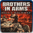 Brothers in Arms: Hell's Highway PlayStation 3 Front Cover