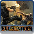 Bulletstorm PlayStation 3 Front Cover