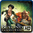 Beyond Good & Evil PlayStation 3 Front Cover