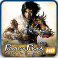 Prince of Persia: The Two Thrones PlayStation 3 Front Cover