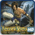 Prince of Persia: The Sands of Time PlayStation 3 Front Cover