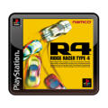 R4 Ridge Racer Type 4 PlayStation 3 Front Cover