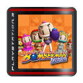 Bomberman Ultra PlayStation 3 Front Cover