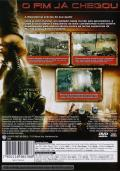 Terminator: Salvation Windows Back Cover
