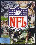 NFL DOS Front Cover