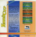 Tennis Cup Amiga Back Cover