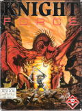 Knight Force DOS Front Cover