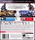 Assassin's Creed: Revelations PlayStation 3 Back Cover