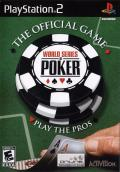 World Series of Poker PlayStation 2 Front Cover