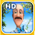 Gardenscapes iPad Front Cover