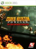 Duke Nukem Forever: The Doctor Who Cloned Me Xbox 360 Front Cover
