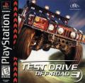 Test Drive: Off-Road 3 PlayStation Front Cover