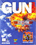 Gun Pack DOS Front Cover
