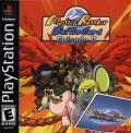 Monster Rancher Battle Card Episode II PlayStation Front Cover