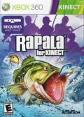 Rapala for Kinect Xbox 360 Front Cover