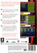 Championship Manager 2007 PlayStation 2 Back Cover