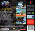 Street Fighter EX Plus Alpha PlayStation Back Cover