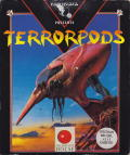 Terrorpods ZX Spectrum Front Cover